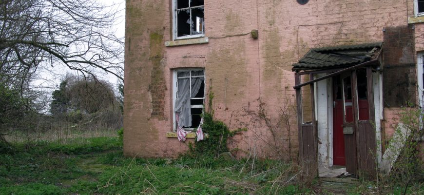 דירה נטושה ועזובה? עדיין דירת מגורים!